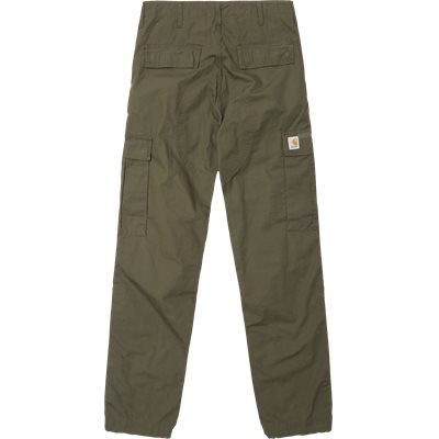 Cargo Pants Regular | Cargo Pants | Grøn